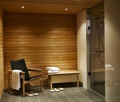 Sun Sauna - Artikel: Leena Piispanen