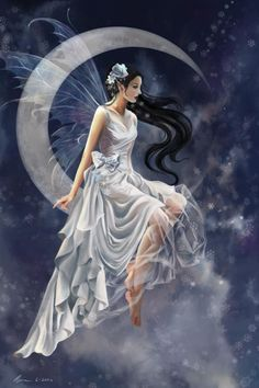 Crystal fairy and Eclipse Nene Thomas