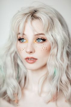Aesthetic People, Aesthetic Girl, Pretty People, Beautiful People, Beautiful Body, Face Photo, Face Design, Cute Faces, Female Portrait