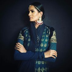 The midnight blues of Valaya in THE RANAS OF KACHCHH ... our current collection which celebrates our Royal Nomads in all their glory... #indiancouture #royalnomad #embroidery #valaya #jjvalaya #couture #style #highfashion #heritage #handmade #decadent #regal #indiamodern #glamour #valayacouture #royal #theworldofvalaya #embroidery #fashion #indianfashion #opulence #lehnga #theranasofkachch #thenewtradition #luxury #indianbride #royalweddings #indianweddings #velvet