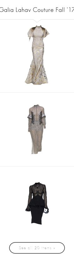 """""""Galia Lahav Couture Fall '17"""" by amberelb ❤ liked on Polyvore featuring gowns"""