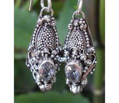 Hand crafted in Bali ~STERLING SILVER 925 DRAGON EARRINGs $29.99