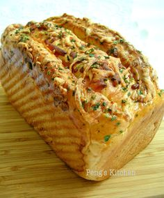 Ham & Cheese Herb Loaf