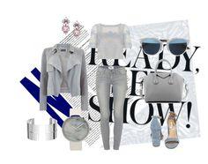 Griscelest by danielamoralesdonoso on Polyvore featuring moda, Temperley London, Mint Velvet, Paige Denim, Steve Madden, Givenchy, Dinh Van, Erickson Beamon and Christian Dior