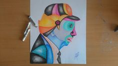 Abstract robotman