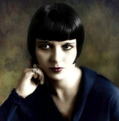 """Louise Brooks~ """"I never gave away anything without wishing I had kept it; nor kept it without wishing I had given it away."""""""