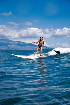 2013 summer todo list: SUP On