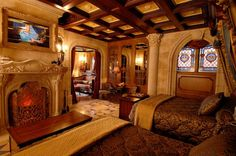The Cinderella Castle Suite at Walt Disney World