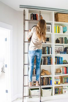 Create a Home Library