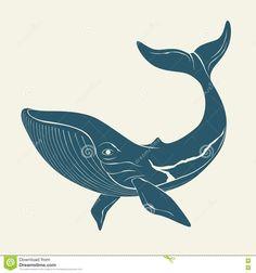Photo à propos Silhouette de baleine Calibre pour des logos, des labels et des emblèmes Illustration de vecteur - 71977206 Whale Illustration, Baby Whale, Ocean Photos, Whale Art, Seal Design, Wale, Stencil Patterns, Mountain Paintings, Silhouette