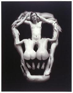 Piotr Uklanski, 2000 Platinum print. So bizarre - couldn't resist. Is it worth the effort?