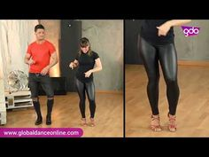 Aprende bachata paso a paso - YouTube Dance Choreography, Dance Moves, Dance Online, Baile Latino, Dance Routines, Latin Dance, Online Work, Pilates, Leather Pants