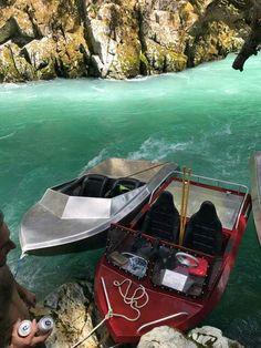 Plywood Boat Plans, Wooden Boat Plans, Small Jet Boats, Runabout Boat, Cool Boats, Life Aquatic, Aluminum Boat, Bass Boat, Boat Stuff