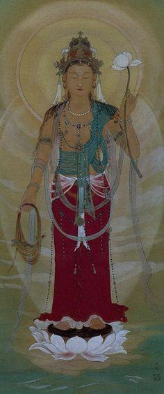 KANNON (Avalokiteshvara)