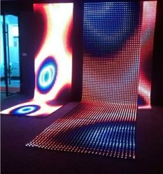 led curtain - Google Search