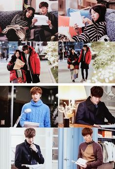 "Lee Min Ho and Park Shin Hye  ♡ #Kdrama - ""HEIRS"" / ""THE INHERITORS"" // Behind The Scene"