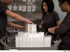 iPhone's Likely China Surge Giving Apple Holiday Bright Spot #technology #opensource #geek #Geeky #nerd #apple #gadgets #supergadgets #newyork #usa #iplayer #tv