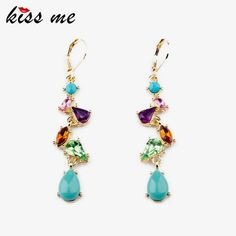 ed00412 New Styles 2013 Fashion Women Jewelry Water Drop Elegant Multicolor Earrings That`s just superb!Get it here ---> www.servjewelry.c... #shop #beauty #Woman's fashion #Products #homemade