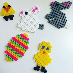 Easter hama beads by trineevensen82