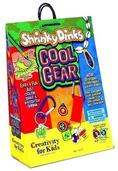 Shrinky Dinks Cool Gear $15.95