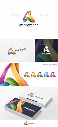 Abstract Letter A  - Logo Design Template Vector #logotype Download it here: http://graphicriver.net/item/abstract-letter-a-logo-template/10484218?s_rank=161?ref=nesto