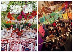 Mexican Wedding Fiestas!