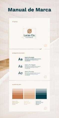 Brand Guidelines Design, Brand Identity Design, Branding Design, Logo Design, Identity Branding, Graphic Design Fonts, Web Design, Corporate Design Manual, Brand Manual