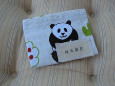 Zoo Friends Mini Snack Bag by MamaandNonni on Etsy, $3.00