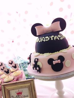 Minnie Mouse Birthday Party Ideas | Photo 2 of 17