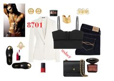 """8701 album"" by vincenza-adamo ❤ liked on Polyvore featuring beauty, Puma, Abercrombie & Fitch, Maison Margiela, Alexander McQueen, Tory Burch, Gas Bijoux, Chanel, Effy Jewelry and Johnny Loves Rosie"