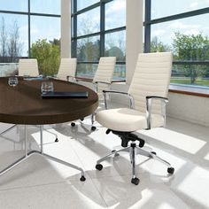 leather office. ribbed back leather office chairs from the global accord seating collection