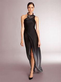 Fashion Dress Donna Karan Cocktail Dress   To Fashion Life Style