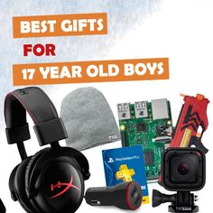 Gifts For 17 Year Old Boys