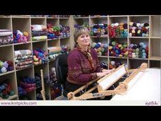Kelleys Rigid Heddle Weaving Class - Part 2: The Kromski Harp