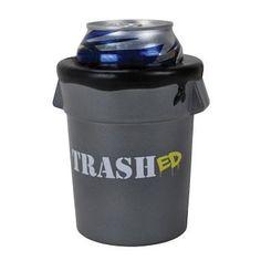 Trash Can Garbage Can Drink Cooler Huggie
