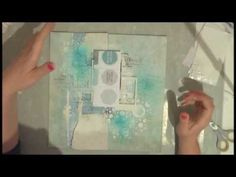 Mixed Media layout by Nadia Cannizzo for 13arts - YouTube