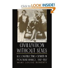 Roberts: Civilization without sexes