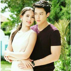 Mark n Yaya . Lee Minh Ho, Mark Prin, Ulzzang Couple, Thai Drama, Korean Artist, Celebs, Celebrities, Celebrity Couples, Cute Couples