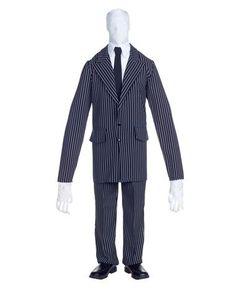 for my mister stalker man teen costume - Halloween Costume Slender Man