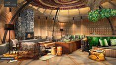 How Rwanda's luxury Bisate Lodge is ecotourism done right Rosewood Hotel, House Yard, Timber House, Holiday Destinations, Garden Planning, Hotels And Resorts, House Design, Luxury, Outdoor Decor