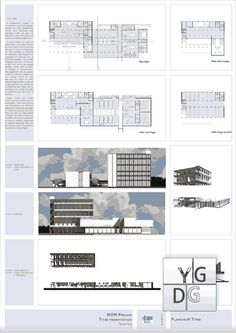 Création d'une mise en page pour un rendu d'architecture | YGDG