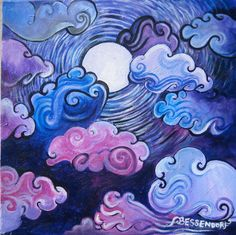 Night Sky by ~Surrealeve on deviantART