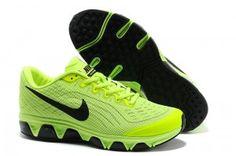 Homme Nike Air Max Tailwind 6 Fluorescent Vert Noir