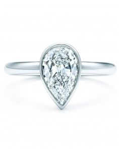 "See the ""Pear-Shaped Engagement Ring"" in our Engagement Rings in All Shapes and Sizes gallery"