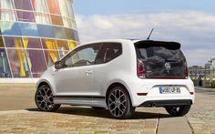 El Volkswagen Up! GTI en mayor detalle – Autodato