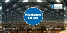 #1realty a reputed and respected real estate consultants in Nagpur brings commercial #warehouses_in_Nagpur and other cities of Maharashtra for your business. For more details visit website 1realty Nagpur
