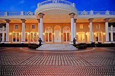 Southern California Wedding Venue: Dramatic, Luxurious Malibu Estate #perfectweddingvenue #everafter #wedding #california