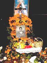 """A Proper """"Día de los Muertos"""" Altar must have these elements included..."""