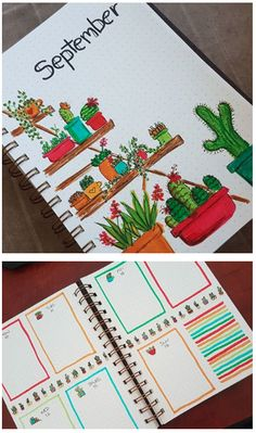 Love the colours in these pages from happy Little Deer Studio customer Zoe from zopoloko_creations on Instagram