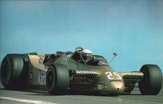 Ricardo Patrese - Arrows A2 -Saison F.1 (1979) - L'Année Automobile 1979/80